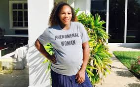 Serena Williams has given birth. What not tosay.