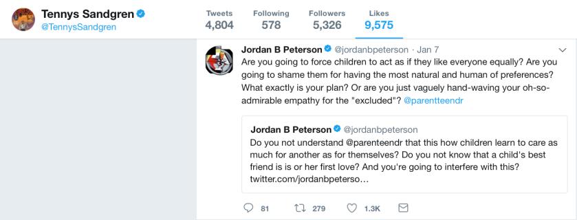 Sandgren Peterson